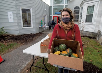 Northeast Kingdom Towns Rally to Address Food Insecurity