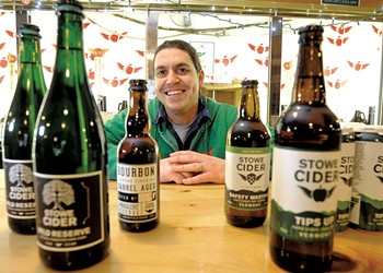 For Vermont Cider Week, Makers Plan Cider Dinners