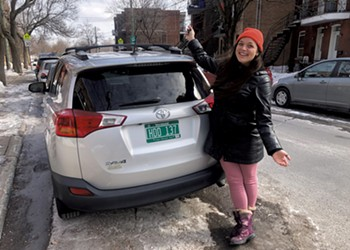 Vermont Car Stuck in Montréal Gets Delivered to Owner — One Year Later