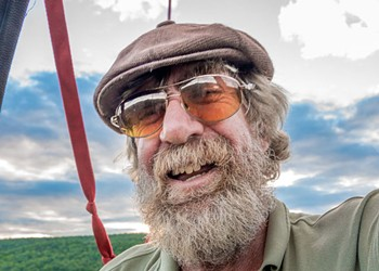 Brian Boland, Renowned Hot Air Balloonist, Dies at 72