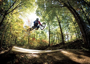 Seven Green Mountain Fixes for Adrenaline Junkies