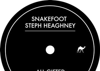 SnakeFoot &amp; Steph Heaghney, <i>All Gifted/Trouble EP</i>