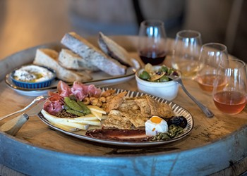 First Bite: Salt & Bubbles Wine Bar and Market Offers a Wide Range of Food and Drink