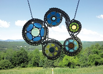 Upcycled Bike Art Competition Comes to the NEK