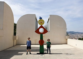 The Art Of... Bringing Kids to Museums