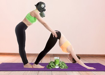 The Parmelee Post: New Bill Would Prohibit Practicing Yoga After Eating Kale