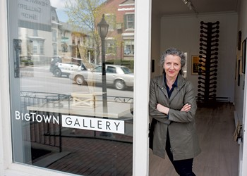 Gallery Profile: BigTown Gallery Vergennes