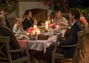 Movie Review: This Forgettable Rom-Com Suggests You Shouldn't Go 'Home Again'