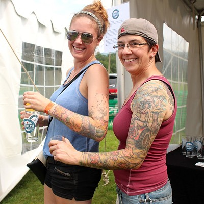 Stowe Brewers Festival 2015