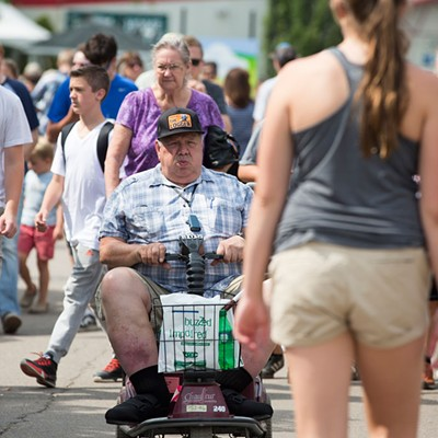 Humans of the Champlain Valley Fair