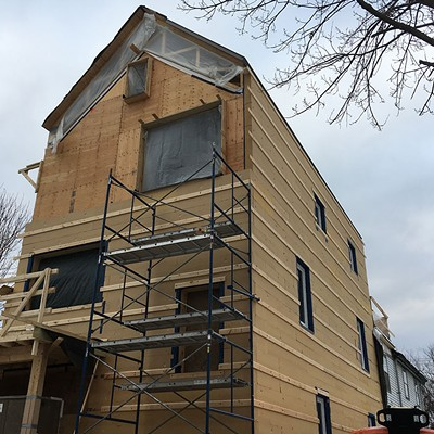 Burlington Passive House