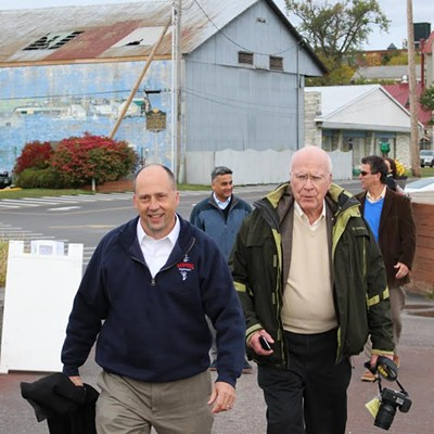 Sen. Patrick Leahy's Fall Foliage Weekend fundraiser