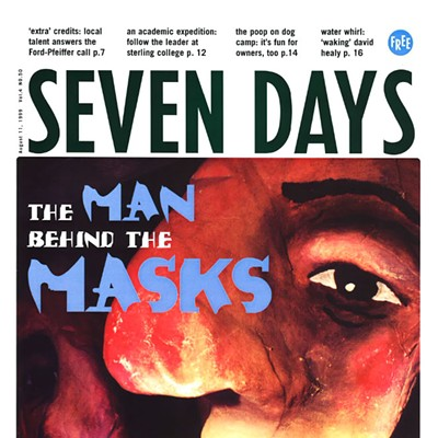 "Seven Days ""Covers"" the Arts 1995-2020"