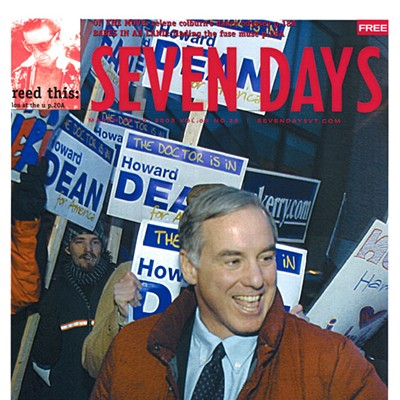 "Seven Days ""Covers"" Politics 1995-2020"