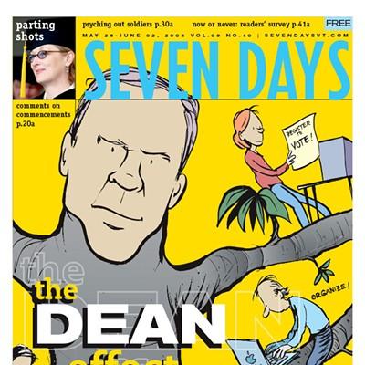 "Seven Days ""Covers"" Politics 1995-2020"