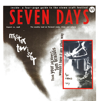 "Seven Days ""Covers"" People 1995-2020"