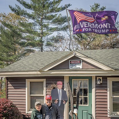 Early Voting in Central Vermont