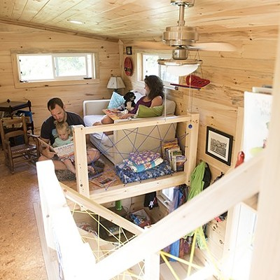 KidsVT Tiny House 1
