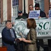 A Burlington City Employees Union Endorses Driscoll for Mayor