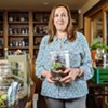 Susan Goldstein of Muddy Toes Talks  Terrariums