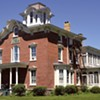 The Alpha Gamma Rho house at the University of Vermont