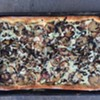 Farmers Market Kitchen: Pesto Potato-Leek Pizza