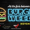 Calories Don't Count During Seven Days Burger Week