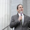 Zuckerman Sends State Newsletter From Campaign Email Address