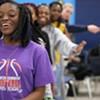 Stuck in Vermont: Burlington High School's Dance Team Brings the Crowd
