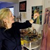 Montpelier Artist Hope Sharp Captures Weddings in Oil Paint