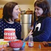 Stuck in Vermont: Erinn Simon & That Cake Stand