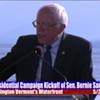 Video: Bernie Sanders' Full Campaign Announcement