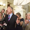 Shumlin Announces He Won't Seek Reelection in 2016