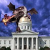 The Parmelee Post: Enraged Fans Demand Rewrite of Legislative Season Finale