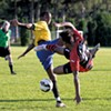 Burlington's African Amateur Teams Are Serious About Soccer