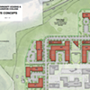 Park, Housing Planned for Former Burlington College Property