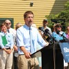 Shap Smith Kicks Off Gubernatorial Campaign