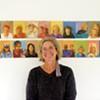 Artist Rebecca Kinkead Launches a Neighborly Project