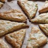 Farmers Market Kitchen: Broccoli-Cheddar Biscuit-Scones
