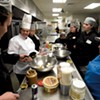 Chef Joey Buttendorf Energizes Community Kitchen Academy