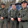 How Vermont Game Wardens Netted an Alleged Salmon Poacher