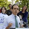 At Campaign Kickoff, Matt Dunne Calls for 'New Leadership'