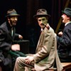 Theater Review: The 39 Steps, UVM Department of Theatre