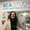 Burlington City Arts Foundation Buys Building on Pine Street