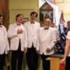 The Green Mountain Chorus Delivers Camaraderie — and Singing Valentines
