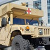 National Guard Setting Up Medical Facilities in Vermont