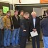 Bernie Bits: National Postal Workers Union Endorses Sanders