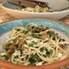 Home on the Range: Caramelized Onion Pantry Pasta