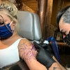 As Tattoo Studios Reopen, Clients Express Need for Nurturing