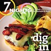 7 Nights: The 'Seven Days' Guide to Vermont Restaurants and Bars (2011-12)